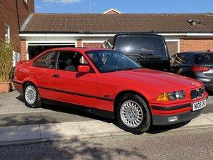 1995 BMW 316i Coupe Automatic E36 - 41,000 miles - Beautiful For Sale