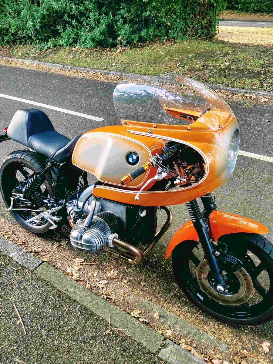 1986 BMW 'Special' R80RT For Sale (picture 1 of 3)