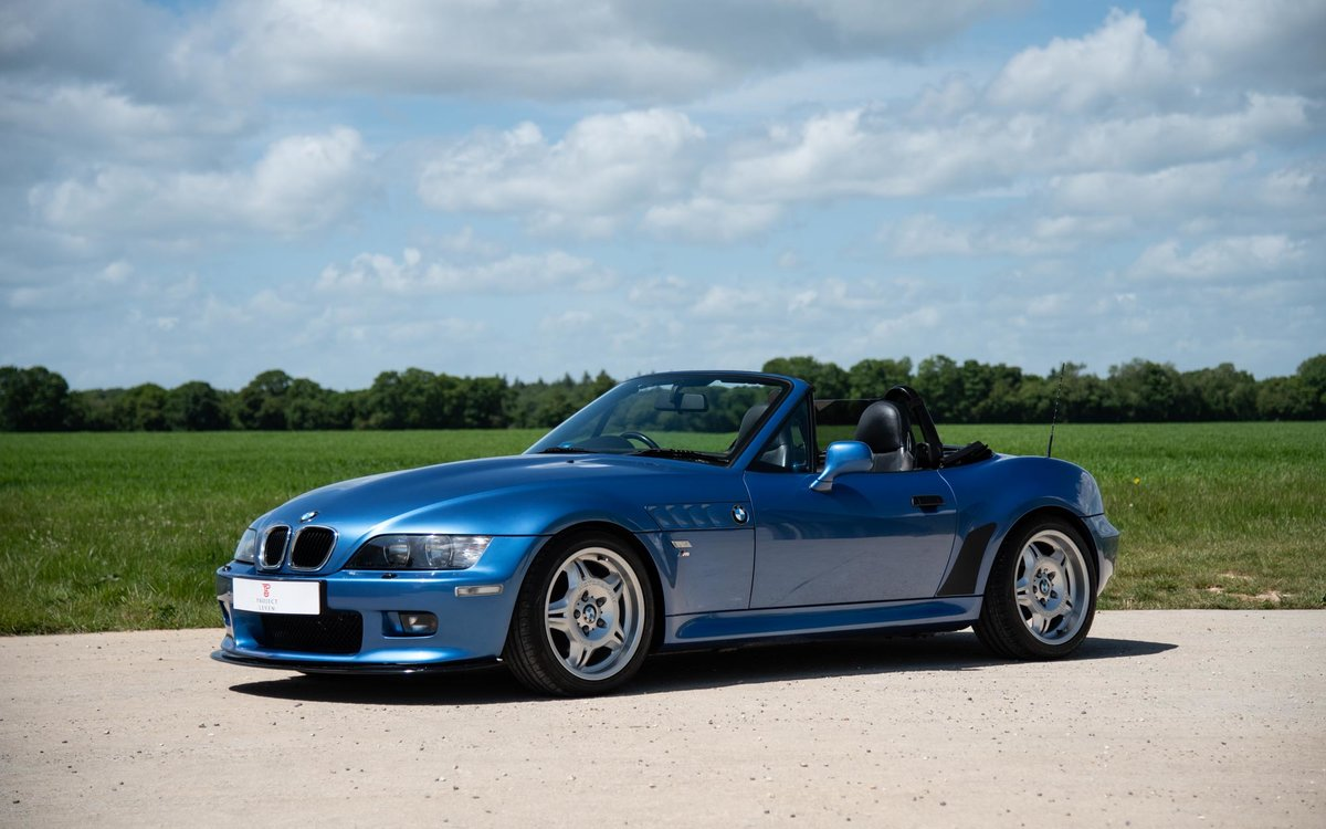 2002 BMW Z3 3.0i Sport For Sale (picture 1 of 6)