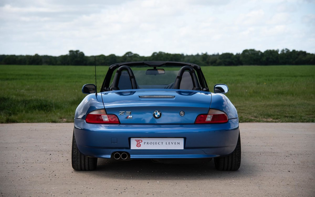 2002 BMW Z3 3.0i Sport For Sale (picture 2 of 6)