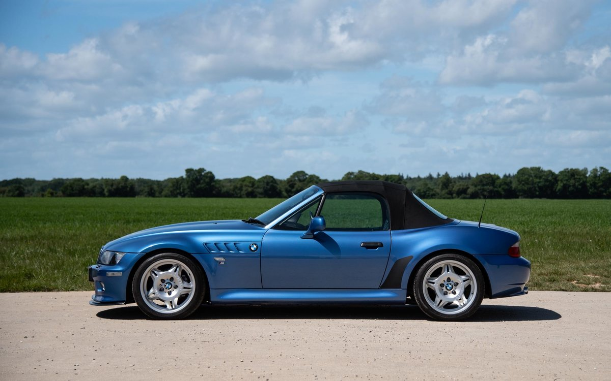 2002 BMW Z3 3.0i Sport For Sale (picture 3 of 6)