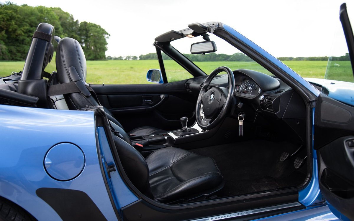 2002 BMW Z3 3.0i Sport For Sale (picture 4 of 6)