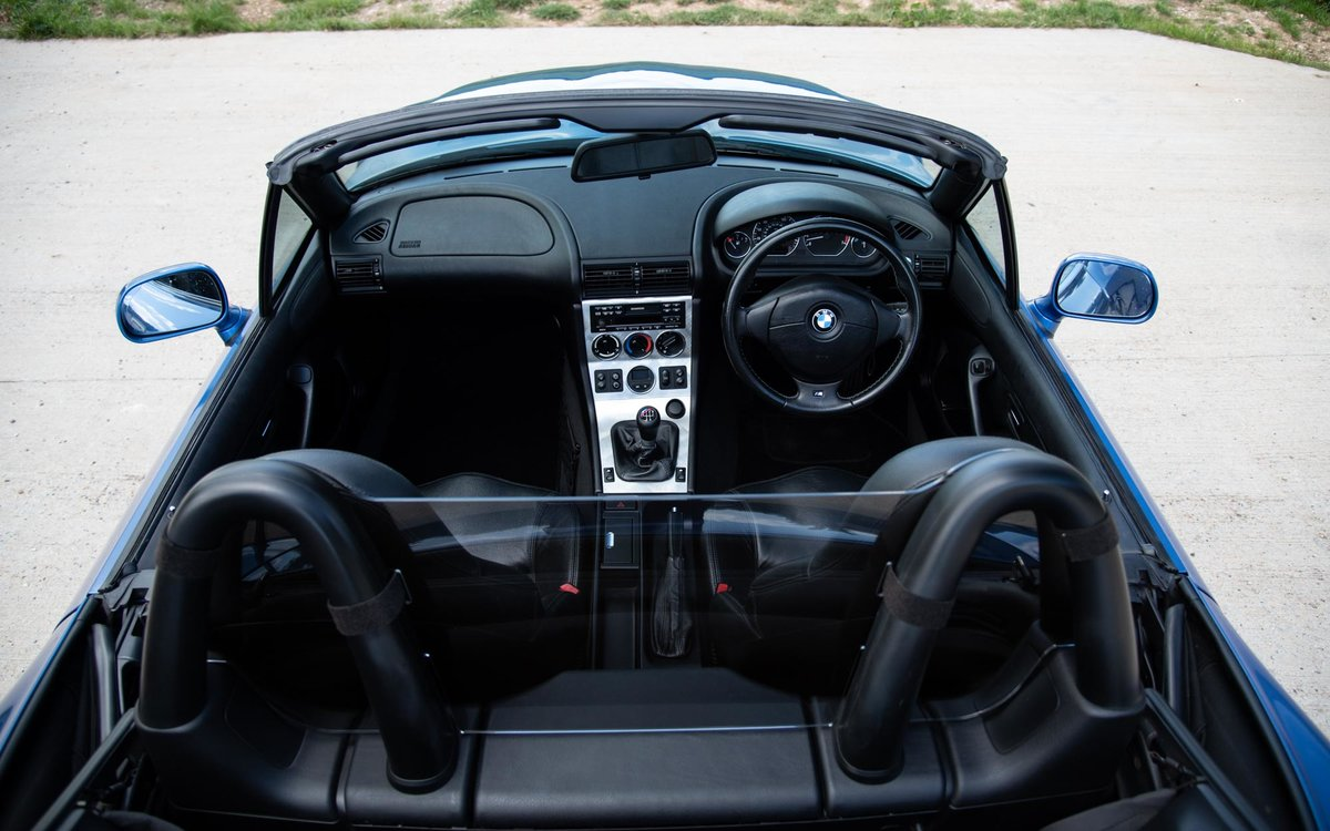 2002 BMW Z3 3.0i Sport For Sale (picture 5 of 6)