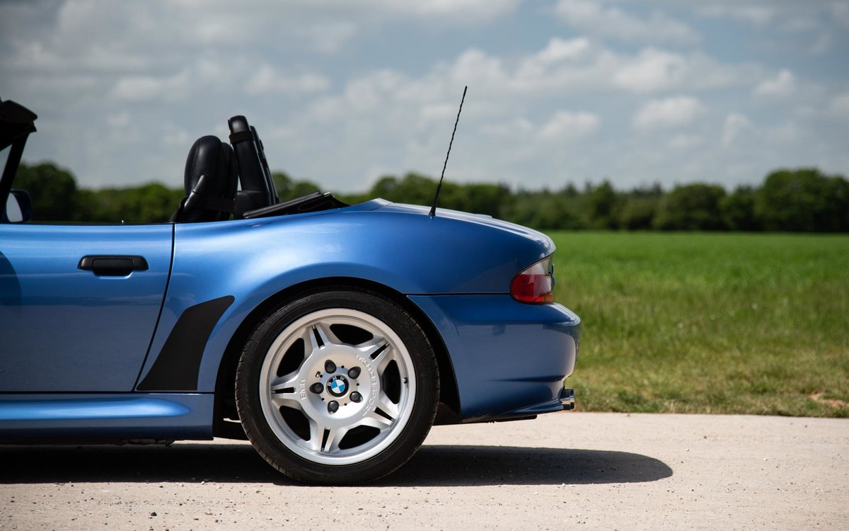 2002 BMW Z3 3.0i Sport For Sale (picture 6 of 6)