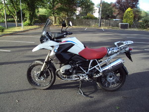 Bmw r1200gs tu 30 year anniversary