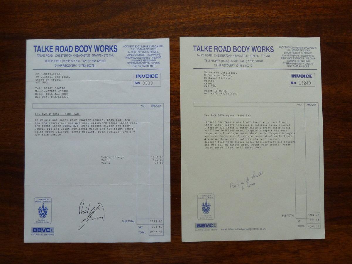 1989 BMW E30 325i Sport Mtech2 DiamondBlack Manual For Sale (picture 6 of 6)