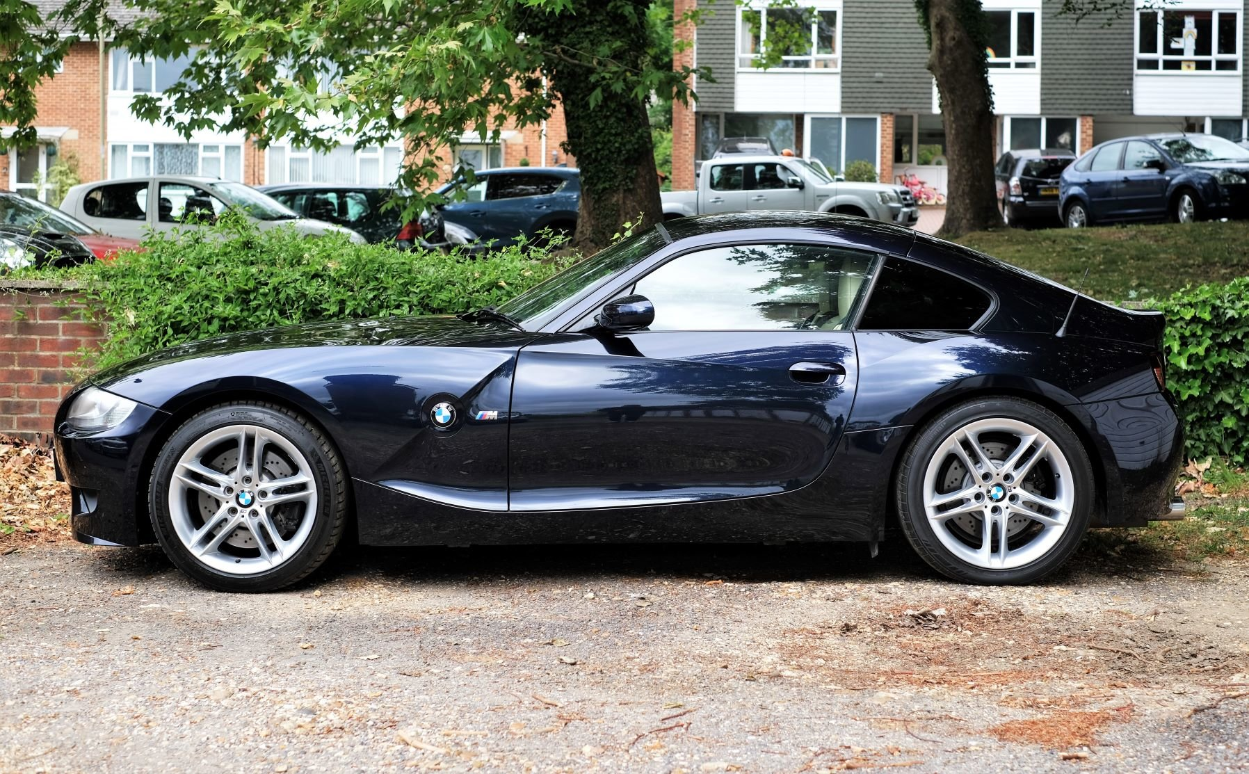 BMW Z4M Coupe 2007 60k miles For Sale (picture 2 of 6)