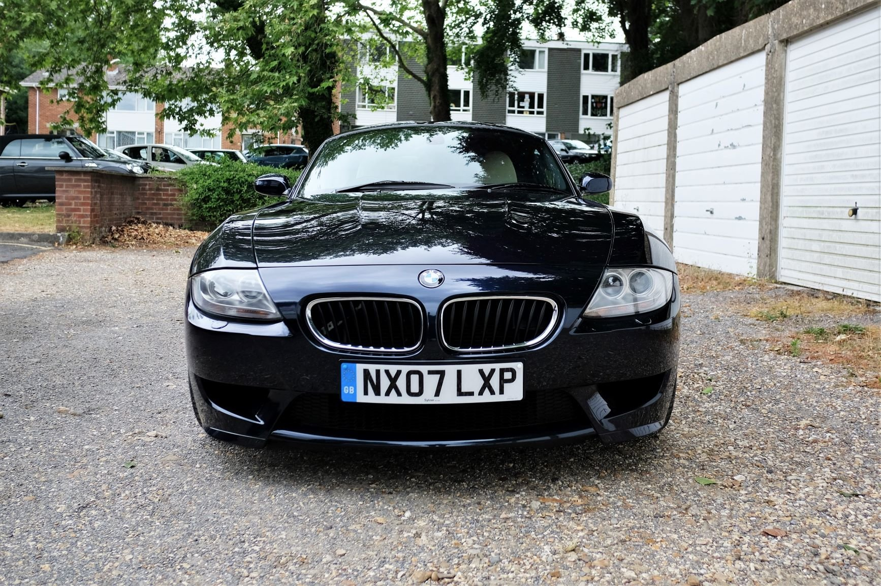 BMW Z4M Coupe 2007 60k miles For Sale (picture 4 of 6)