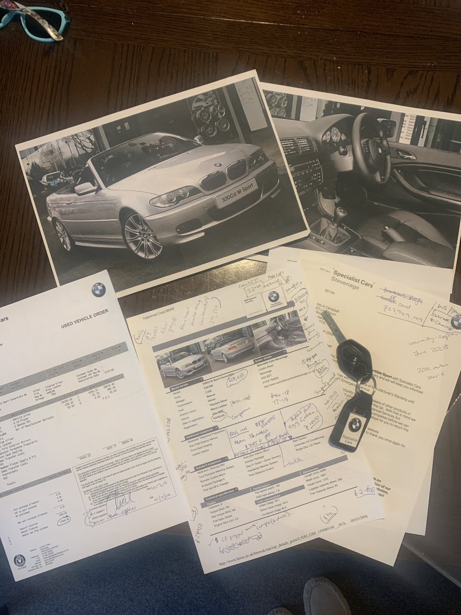 2005 Bmw 330 CD M Sport SOLD (picture 5 of 6)