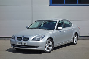 Picture of BMW 520d SE Business Edition manual 2009/59 59800m only fsh SOLD