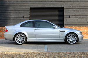 BMW E46 M3 Coupe Manual