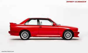 BMW E30 M3 EVO 2 // GERMAN SUPPLIED // NUT & BOLT RESTO