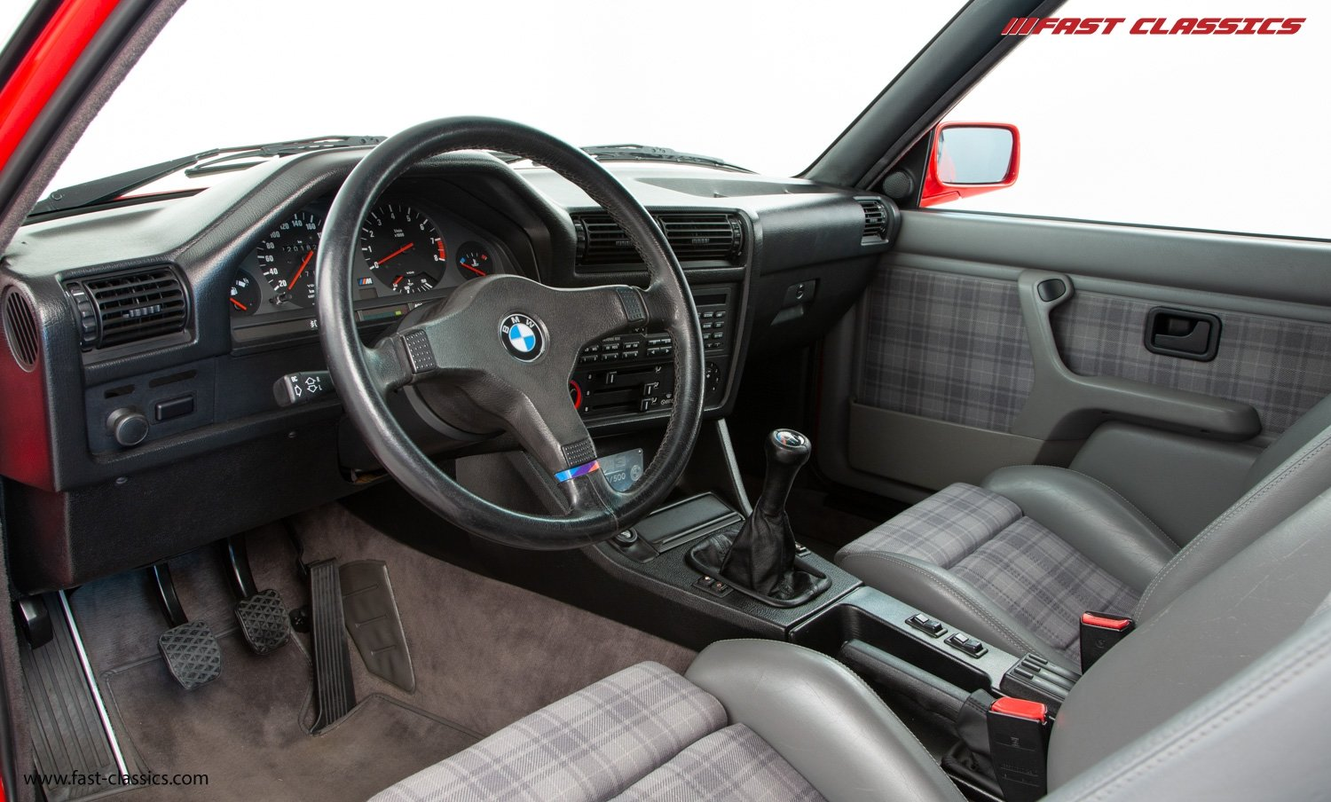 1988 BMW E30 M3 EVO 2 // GERMAN SUPPLIED // NUT & BOLT RESTO For Sale (picture 13 of 22)