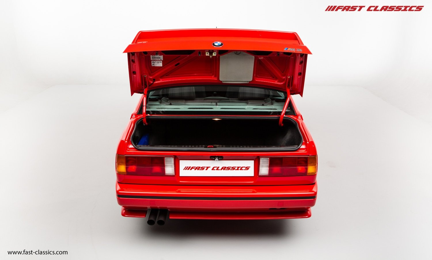 1988 BMW E30 M3 EVO 2 // GERMAN SUPPLIED // NUT & BOLT RESTO For Sale (picture 18 of 22)