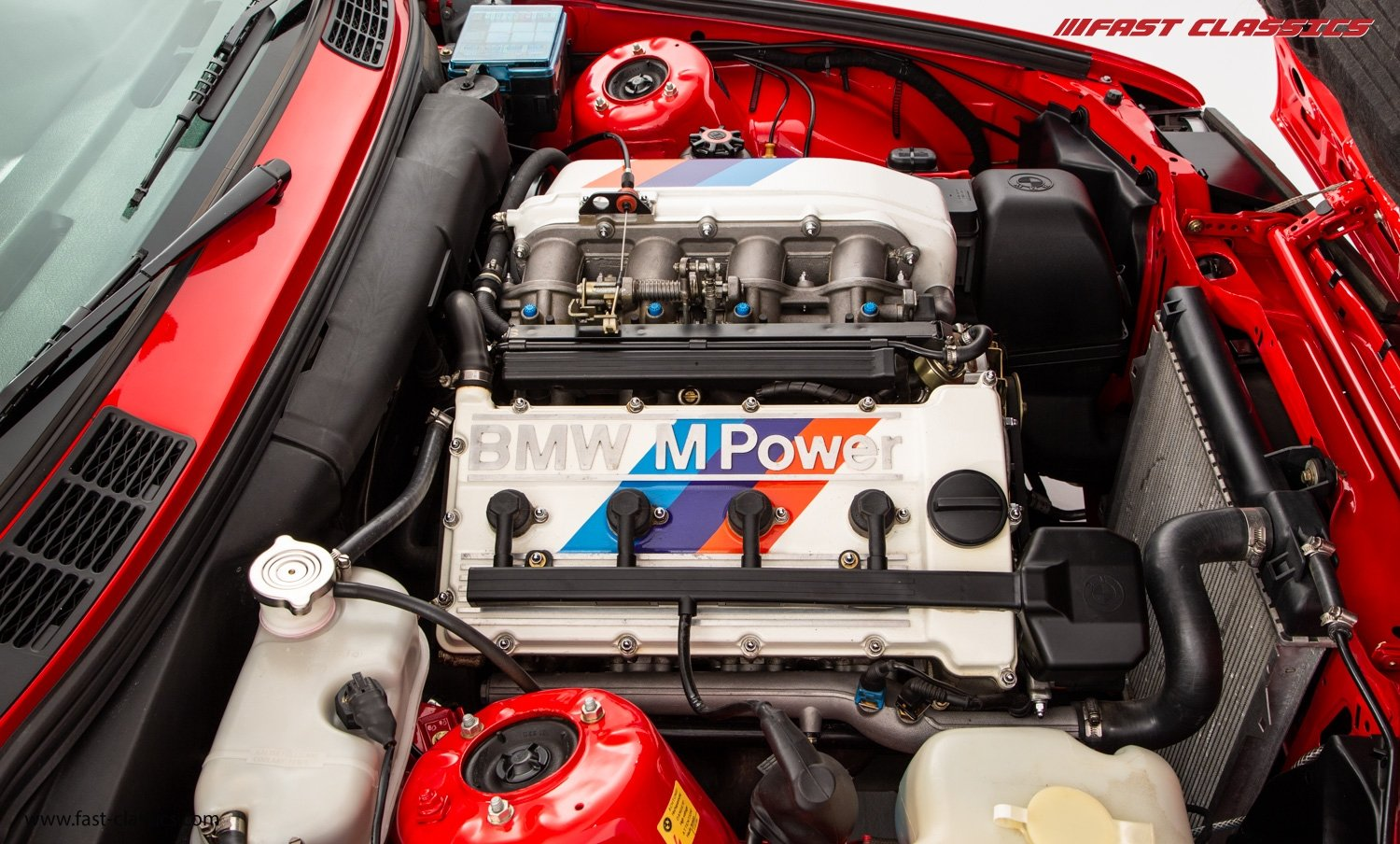 1988 BMW E30 M3 EVO 2 // GERMAN SUPPLIED // NUT & BOLT RESTO For Sale (picture 20 of 22)
