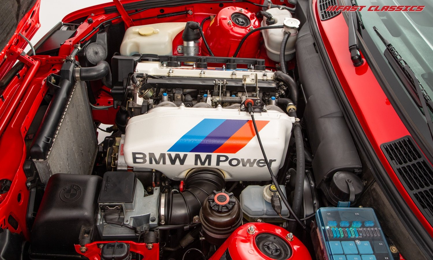 1988 BMW E30 M3 EVO 2 // GERMAN SUPPLIED // NUT & BOLT RESTO For Sale (picture 21 of 22)