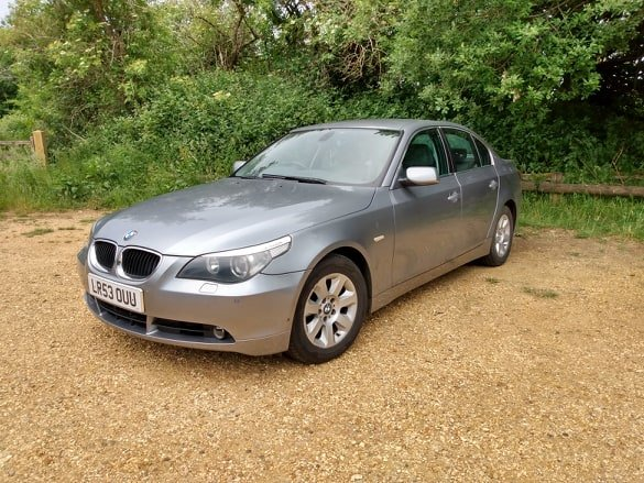2003 BMW 530i SE For Sale (picture 1 of 6)