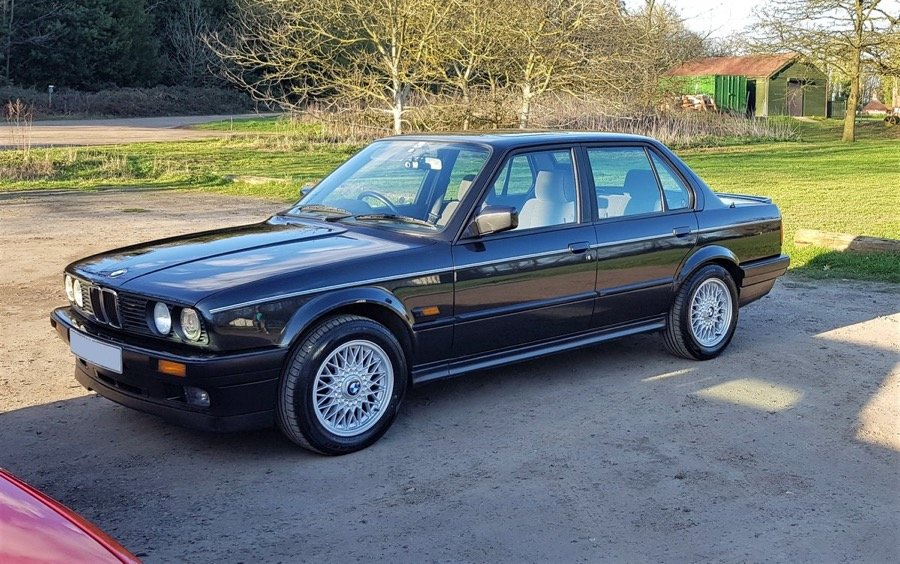 1991 BMW 325I SE 4dr Saloon E30 For Sale (picture 2 of 6)
