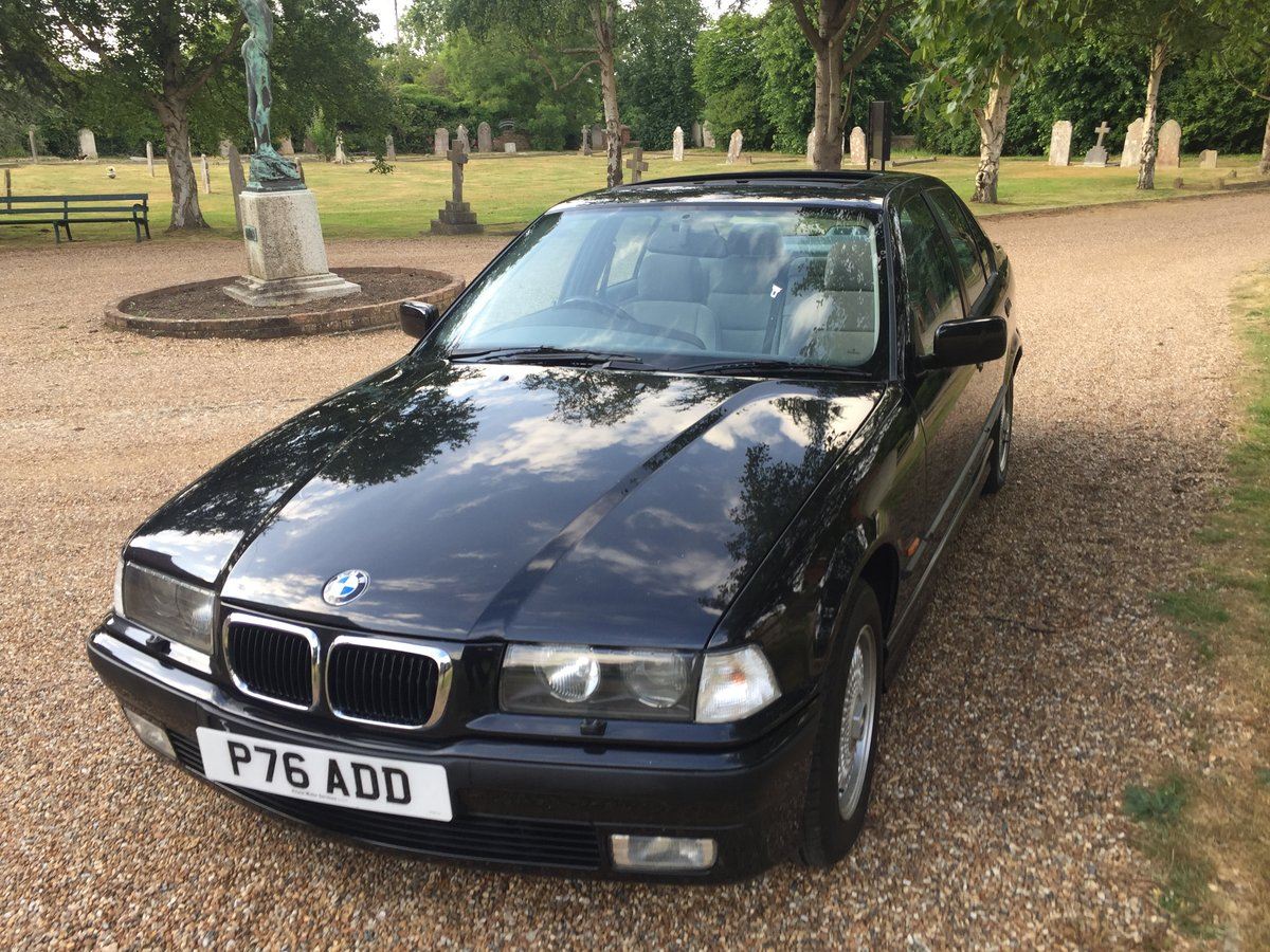 Exceptionally rare BMW 325 TDS E36 1997 Saloon 85K SOLD (picture 2 of 6)
