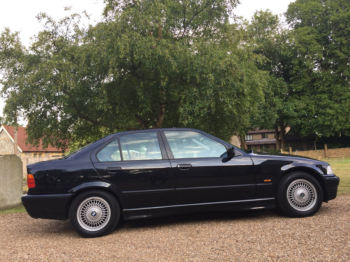 Exceptionally rare BMW 325 TDS E36 1997 Saloon 85K SOLD (picture 3 of 6)