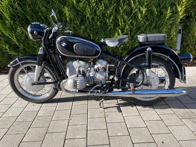 1955 BMW R 50 For Sale (picture 1 of 5)