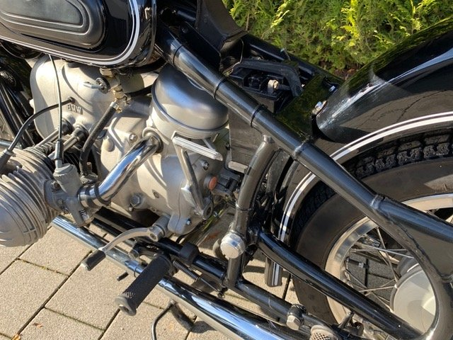 1955 BMW R 50 For Sale (picture 2 of 5)