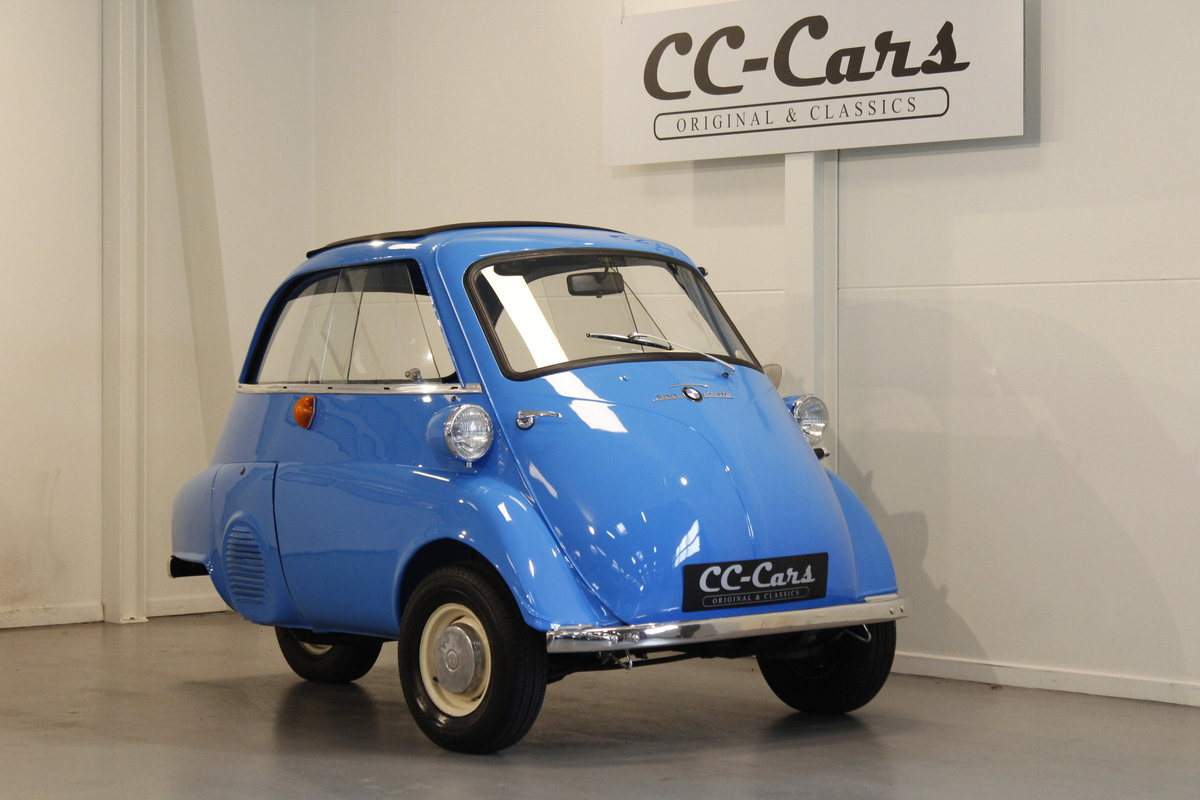 1959 BMW Isetta 300 For Sale (picture 1 of 6)