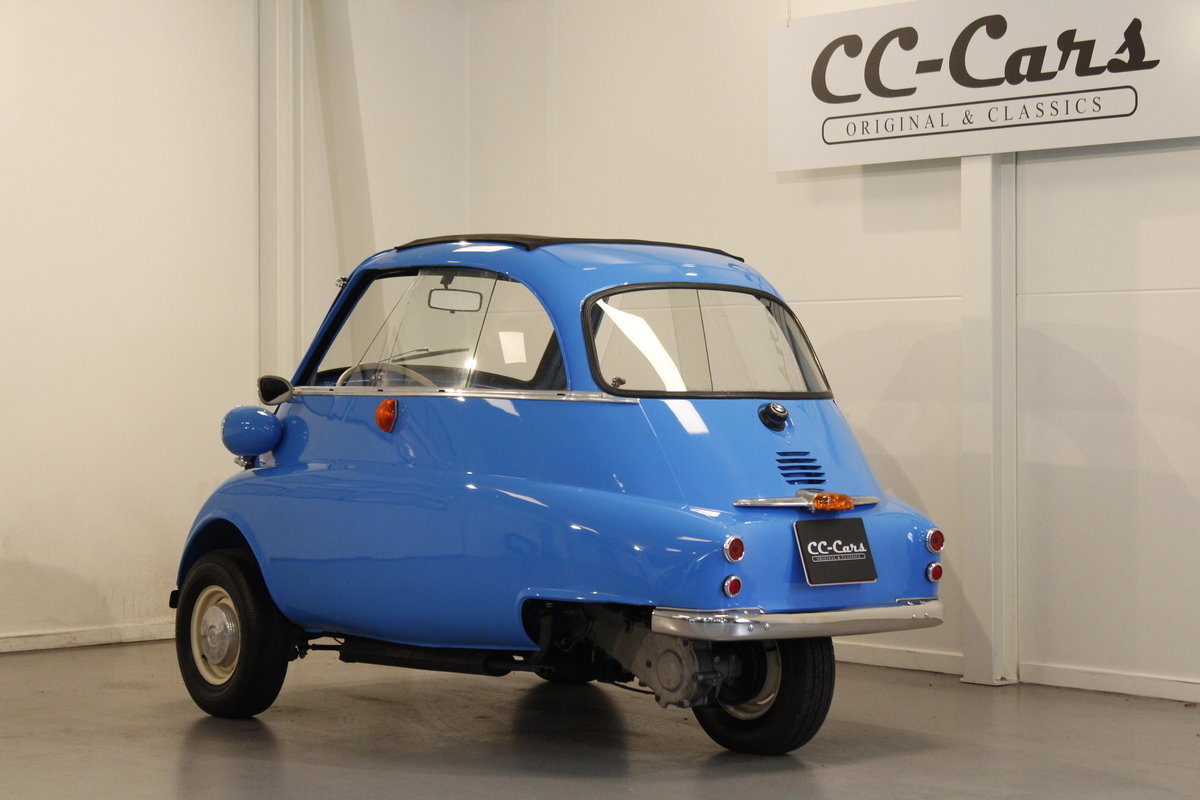 1959 BMW Isetta 300 For Sale (picture 2 of 6)