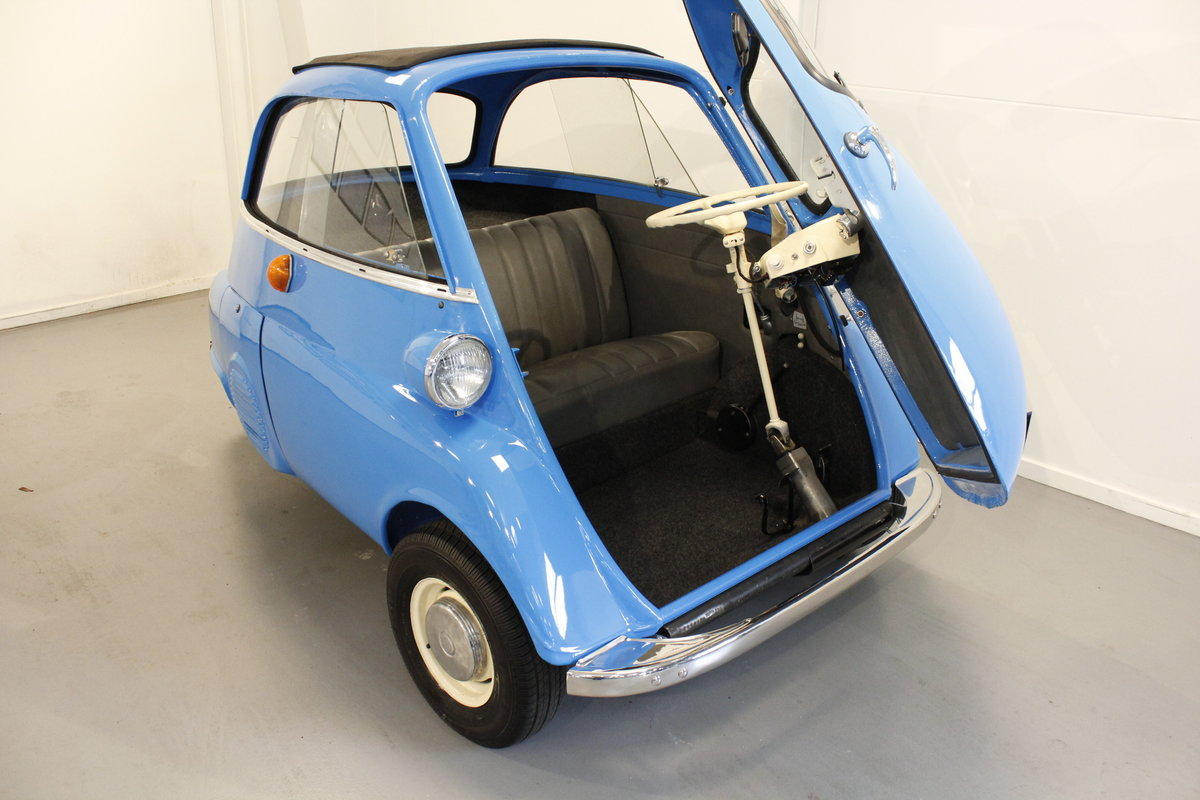 1959 BMW Isetta 300 For Sale (picture 6 of 6)