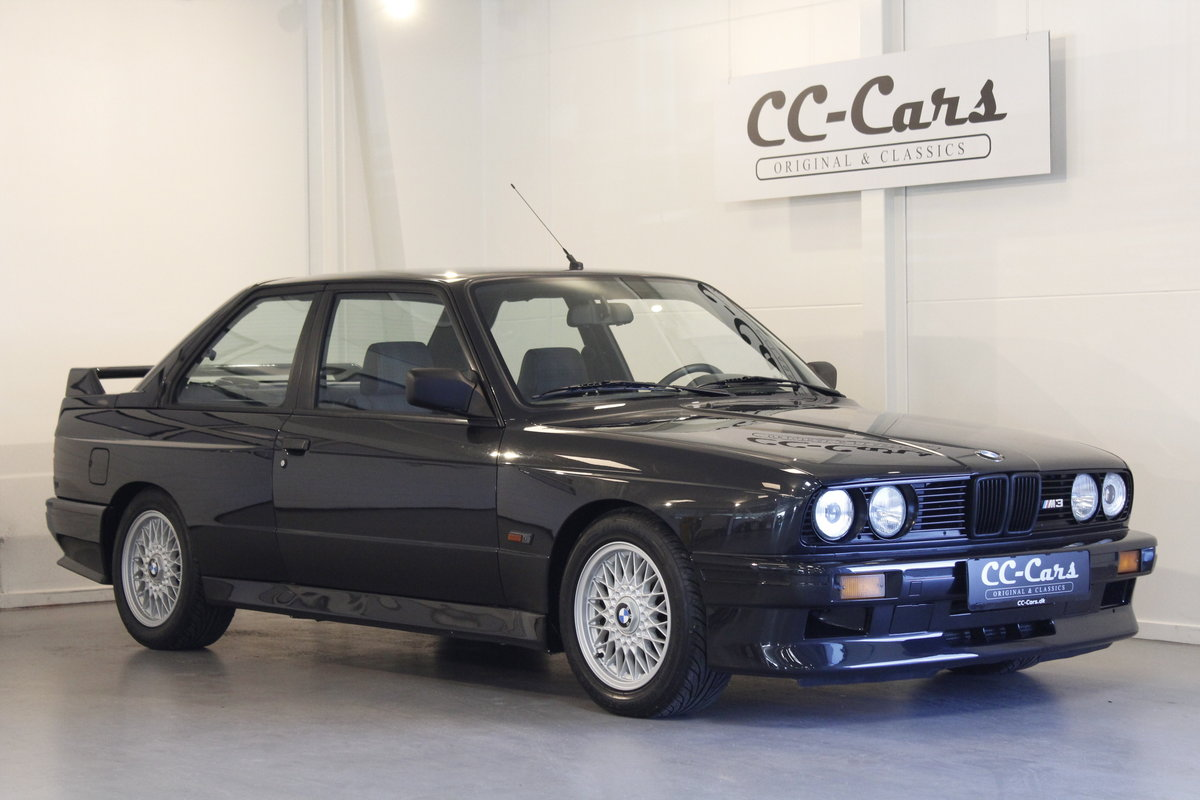 1989  BMW M3 E30 coupe For Sale (picture 1 of 6)