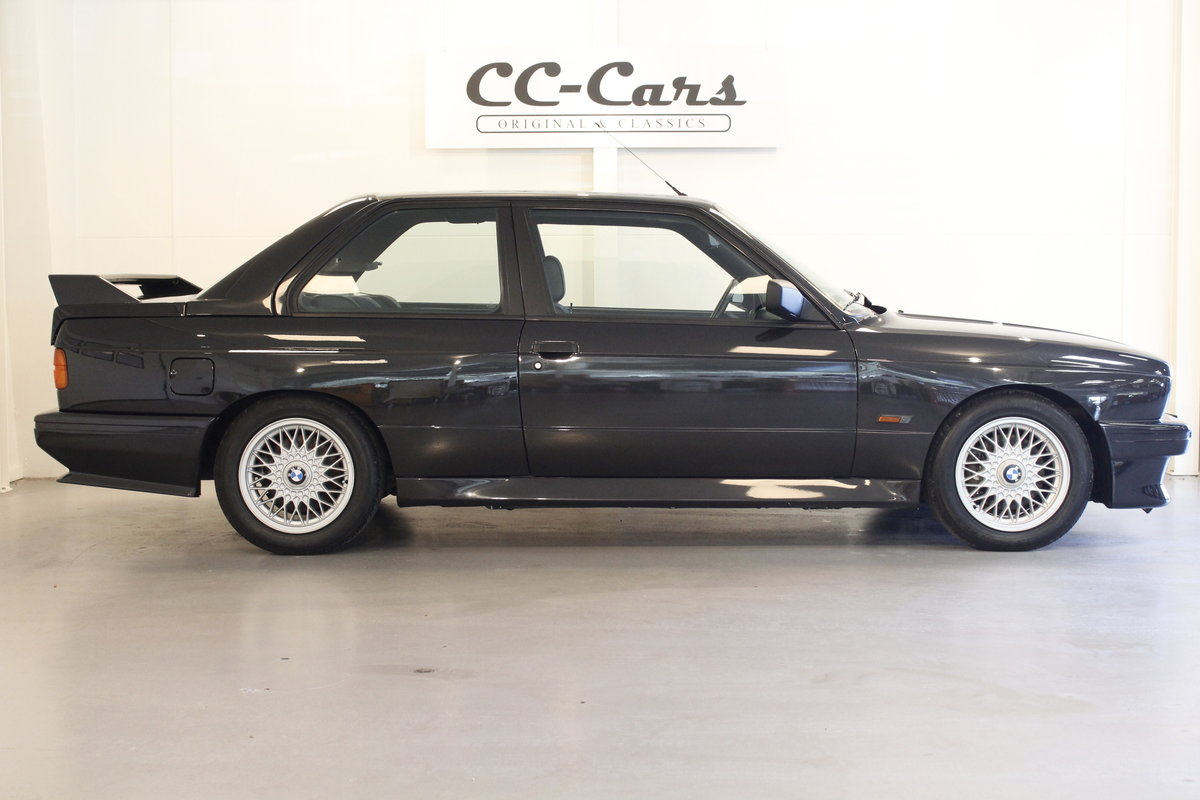 1989  BMW M3 E30 coupe For Sale (picture 3 of 6)