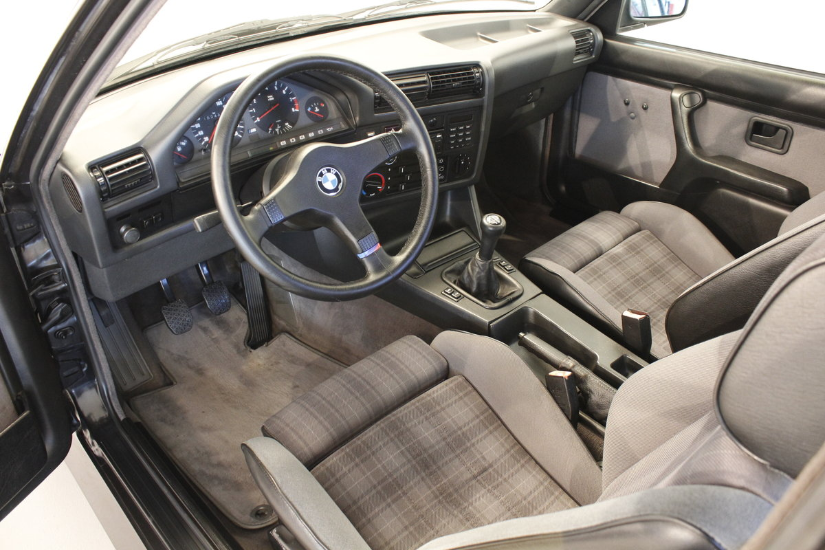 1989  BMW M3 E30 coupe For Sale (picture 4 of 6)