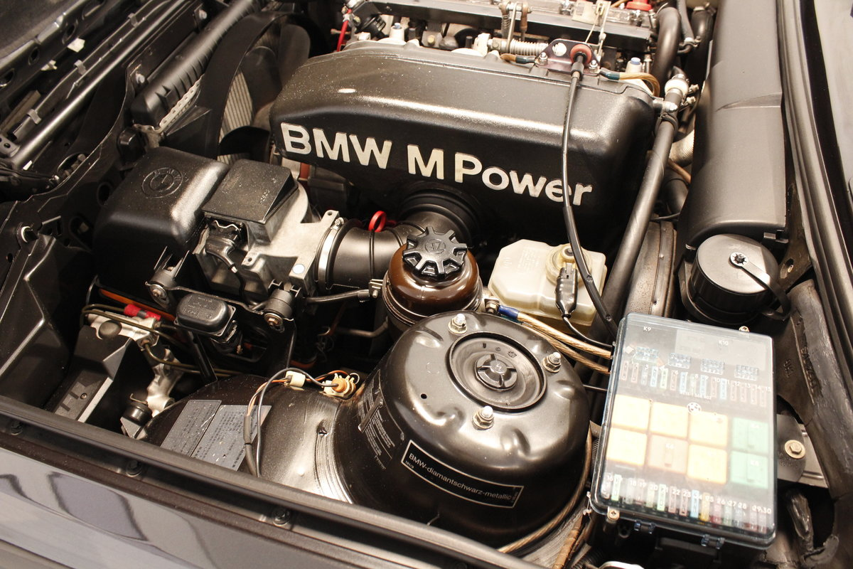1989  BMW M3 E30 coupe For Sale (picture 5 of 6)