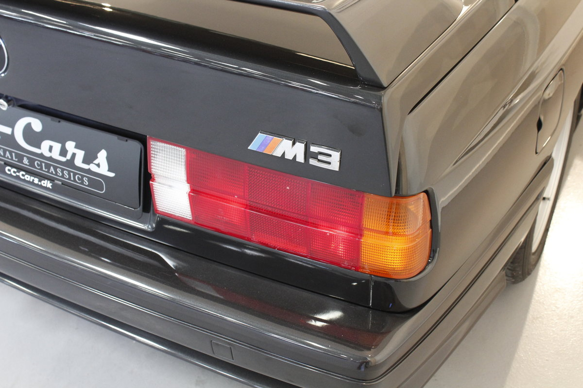 1989  BMW M3 E30 coupe For Sale (picture 6 of 6)