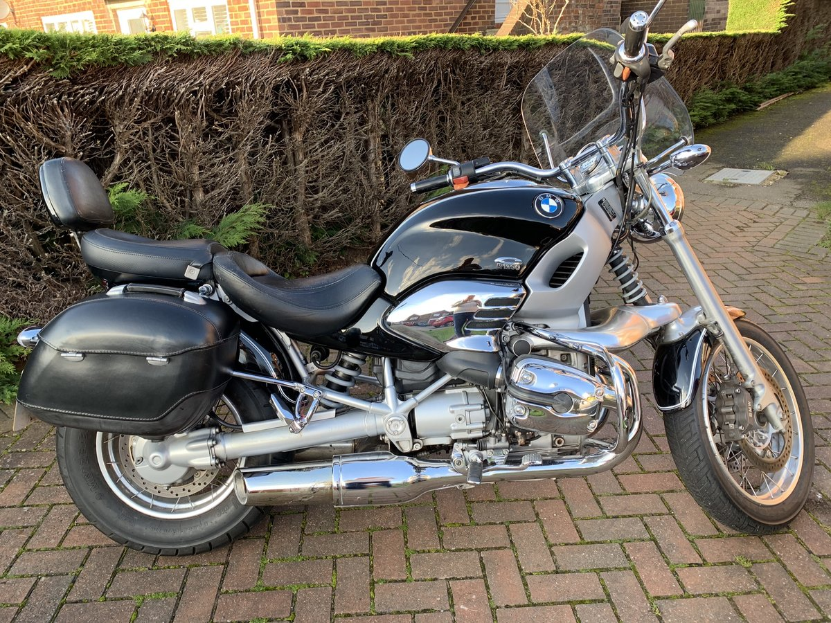 2004 BMW R1200C great condition, low miles For Sale (picture 1 of 1)