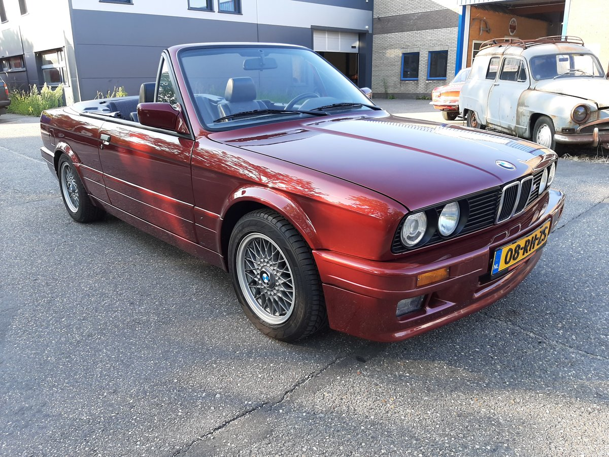 1991 BMW 325i E30 Last Edition For Sale (picture 1 of 6)