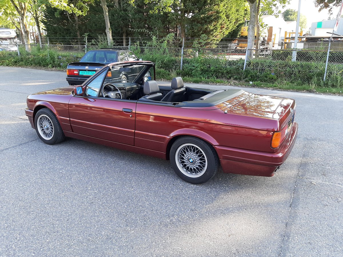 1991 BMW 325i E30 Last Edition For Sale (picture 4 of 6)