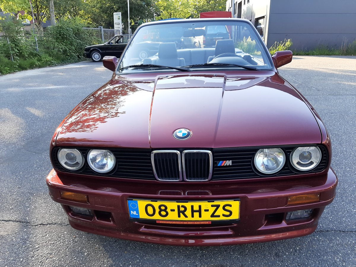 1991 BMW 325i E30 Last Edition For Sale (picture 5 of 6)