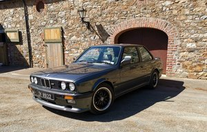 1987 BMW E30 325i Rare Mtech1-Dolphin grey full leather