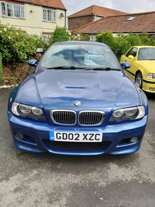 2002 Bmw m3 e46  For Sale