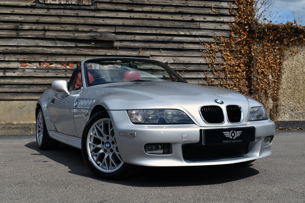 2002 BMW Z3 2.2i Sport Roadster Low Miles+A/C+Htd Seats+PowerRoof SOLD (picture 1 of 1)
