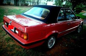 1991 E30 Cabriolet