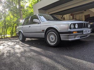 1993 BMW E30 316 touring lux