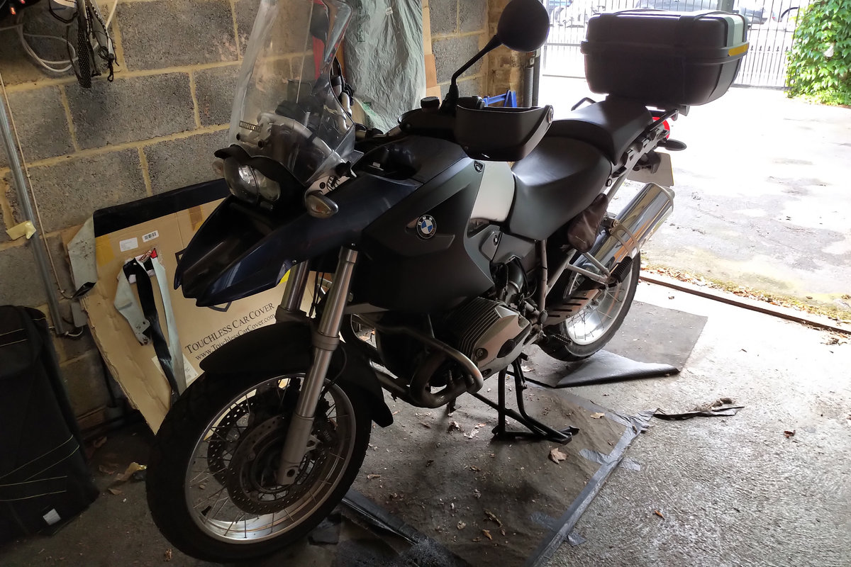2006 BMW R1200 GS VGC For Sale (picture 1 of 6)