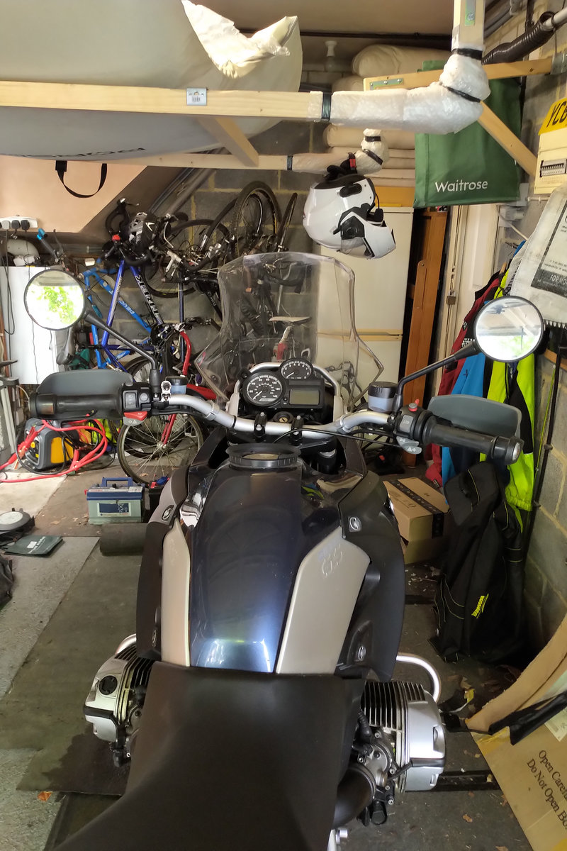 2006 BMW R1200 GS VGC For Sale (picture 2 of 6)