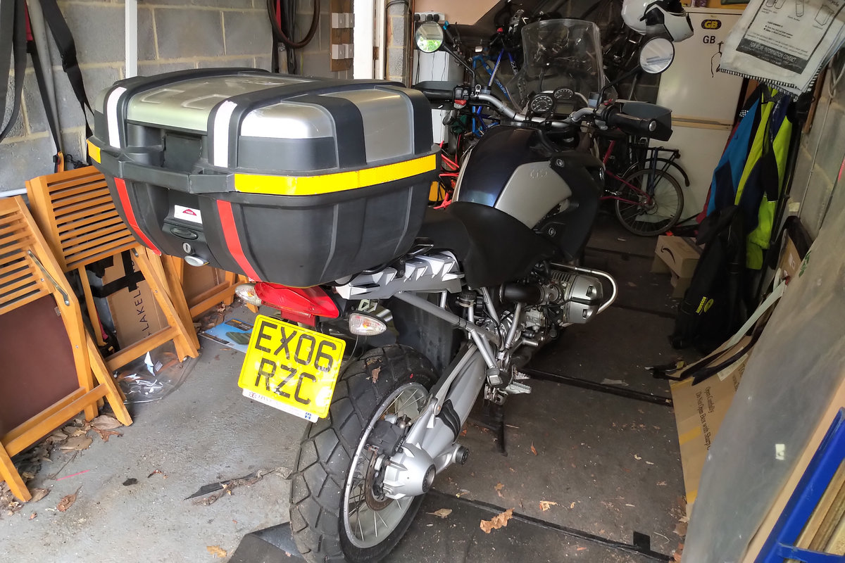 2006 BMW R1200 GS VGC For Sale (picture 3 of 6)