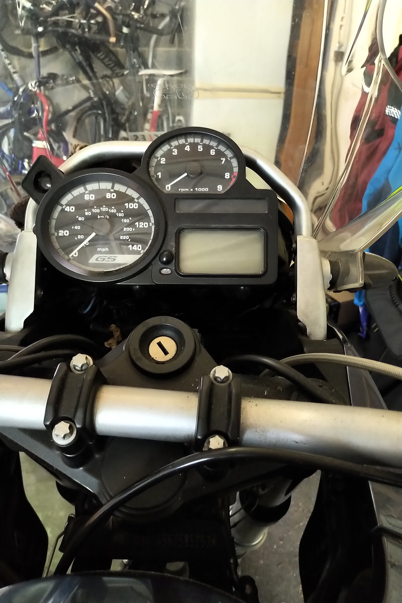 2006 BMW R1200 GS VGC For Sale (picture 6 of 6)