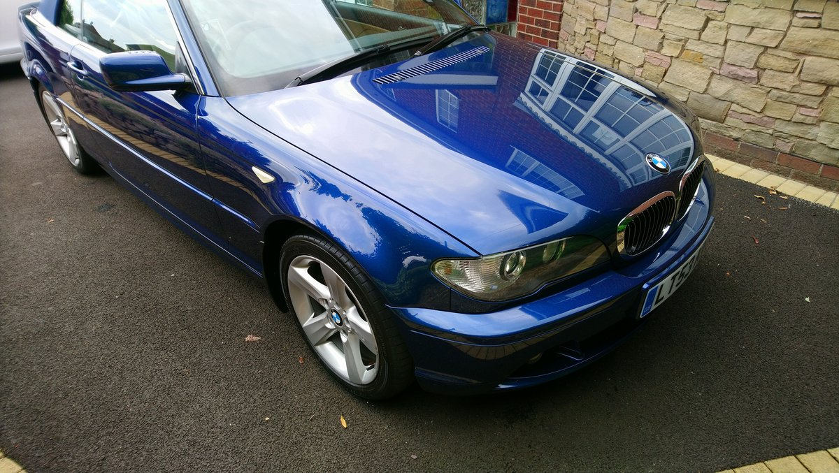 2003 E46 BMW 320ci Convertible Options+Hardtop REDUCED SOLD (picture 6 of 6)