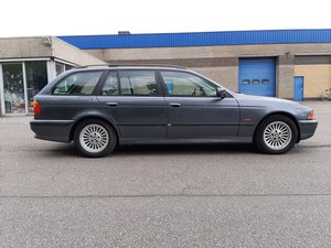 Picture of 1997 BMW 540i TOURING E39 FJORDGRAU V8 286 PK 2E EIG ORIG NL CAR For Sale