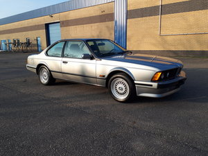 1987 BMW M6 () 260 hp manual 6 gear airco fridge 43,000 km